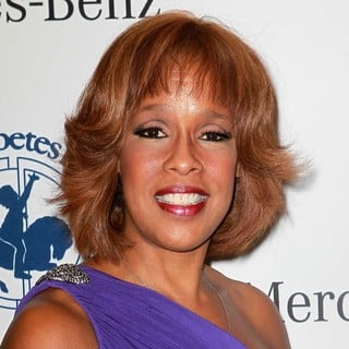Gayle King in 26th Anniversary Carousel of Hope Ball - Presented by Mercedes-Benz - Arrivals