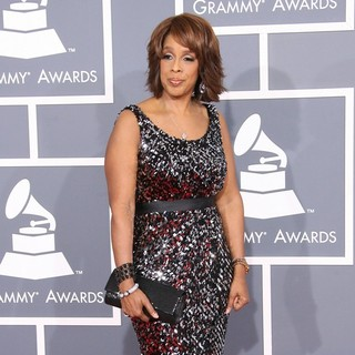 Gayle King in 54th Annual GRAMMY Awards - Arrivals