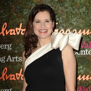 Geena Davis in Opening Night Gala of The Wallis Annenberg Center for The Performing Arts