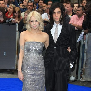 Peaches Geldof, Thomas Cohen in Prometheus UK Film Premiere - Arrivals