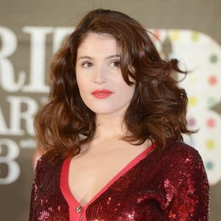Gemma Arterton in The 2013 Brit Awards - Arrivals - gemma-arterton-2013-brit-awards-02