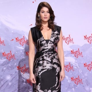Gemma Arterton in The German Premiere of Hansel and Gretel: Witch Hunters