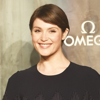 Gemma Arterton - Omega Lost in Space - Anniversary Party