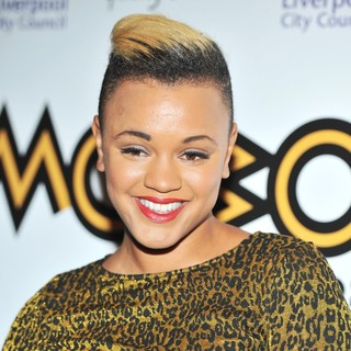 Gemma Cairney in The 2012 MOBO Awards Nominations Announcement - Arrivals