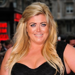 Gemma Collins in UK Premiere of Katy Perry: Part of Me - Arrivals