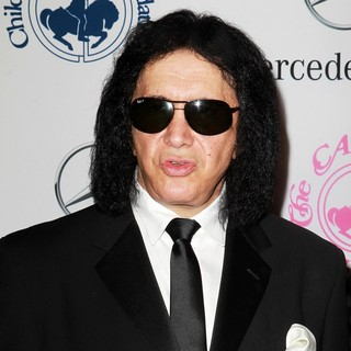 Gene Simmons, KISS in 26th Anniversary Carousel of Hope Ball - Presented by Mercedes-Benz - Arrivals