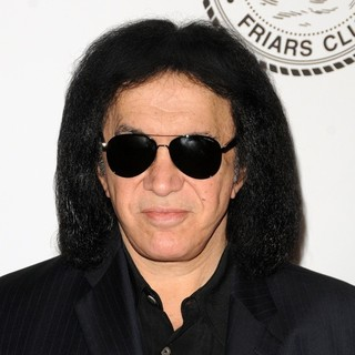 Gene Simmons, KISS in The Friars Club Roast of Jack Black