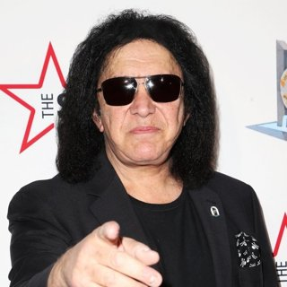 Gene Simmons, KISS in Heroes for Heroes: Los Angeles Police Memorial Foundation Celebrity Poker Tournament
