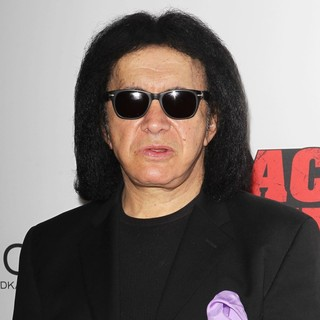 Gene Simmons, KISS in Premiere of Open Road Films' Machete Kills