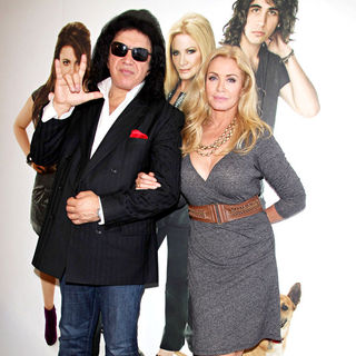 Gene Simmons, Shannon Tweed in 2010 MIPCOM - 'Gene Simmons Family Jewels' - Photocall