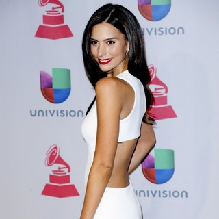 Genesis Rodriguez in The Latin Grammys 2013