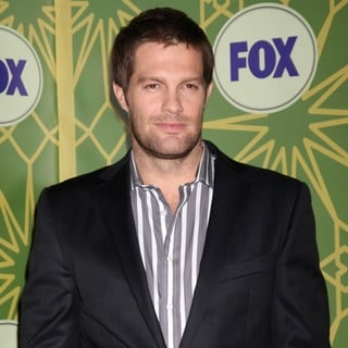 Geoff Stults in Fox 2012 All Star Winter Party - Arrivals