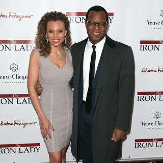Geoffrey Fletcher in The New York Premiere of The Iron Lady