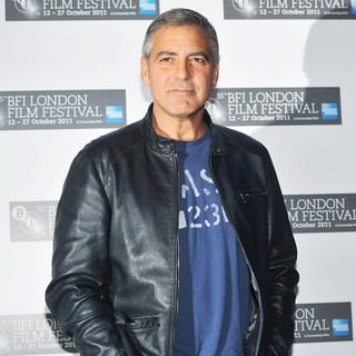 George Clooney in The BFI London Film Festival - The Ides of March - Photocall and Press Conference