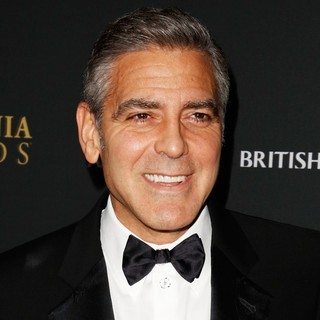 George Clooney in 2013 BAFTA Los Angeles Jaguar Britannia Awards Presented by BBC America - Arrivals - george-clooney-2013-bafta-la-jaguar-britannia-awards-01