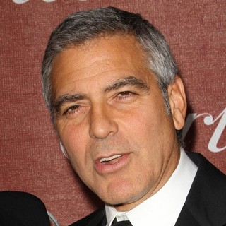 George Clooney in The 23rd Annual Palm Springs International Film Festival Awards Gala - Arrivals