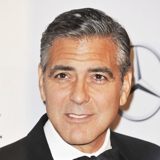 George Clooney in 26th Anniversary Carousel of Hope Ball - Presented by Mercedes-Benz - Arrivals