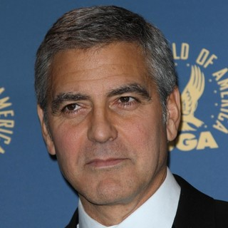 George Clooney in 64th Annual Directors Guild of America Awards - Press Room
