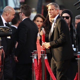 George Clooney in 70th Annual Golden Globe Awards - Arrivals