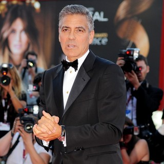 George Clooney in 70th Venice Film Festival - Gravity - Premiere