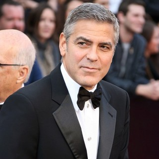 George Clooney in 84th Annual Academy Awards - Arrivals