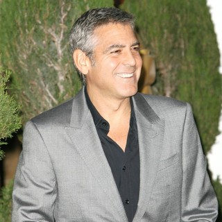 George Clooney in 84th Annual Academy Awards Nominees Luncheon
