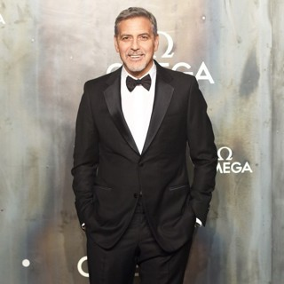 George Clooney - Omega Lost in Space - Anniversary Party
