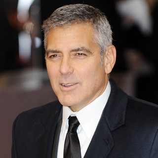 George Clooney in Orange British Academy Film Awards 2012 - Arrivals