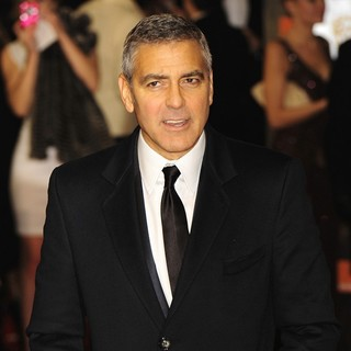 George Clooney - Orange British Academy Film Awards 2012 - Arrivals
