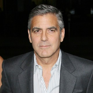 George Clooney in The Descendants Los Angeles Premiere