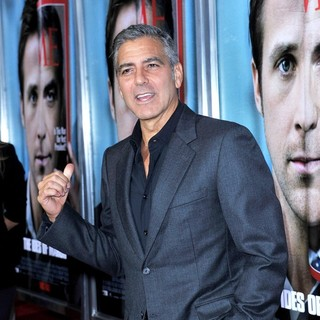 George Clooney in The Premiere of The Ides of March - Arrivals