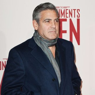 George Clooney - U.K. Premiere of The Monuments Men - Arrivals
