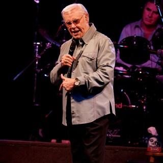 George Jones Performs at The Silverton Hotel Casino