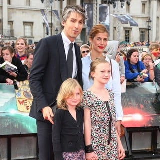 George Lamb in Harry Potter and the Deathly Hallows Part II World Film Premiere - Arrivals
