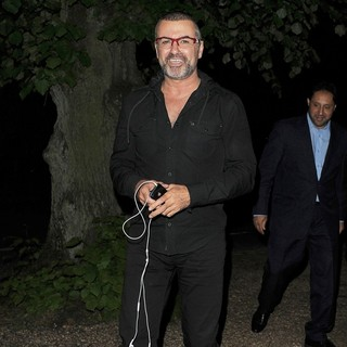 George Michael in George Michael Returning Home