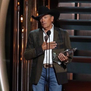George Strait in 47th Annual CMA Awards - Show