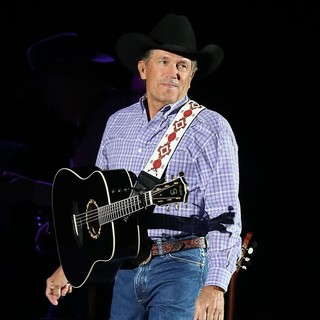 George Strait in George Strait - The Cowboy Rides Away Last Tour