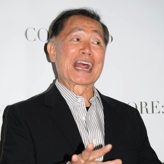 George Takei in The Celebrity Apprentice Panel Discussion - Arrivals