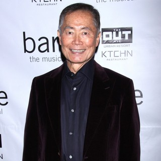 George Takei in The Opening Night of The Musical Bare - Arrivals
