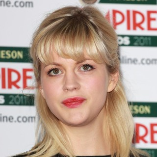 Georgia King in The Jameson Empire Awards 2011 - Arrivals