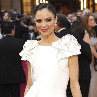 Georgina Chapman in 84th Annual Academy Awards - Arrivals