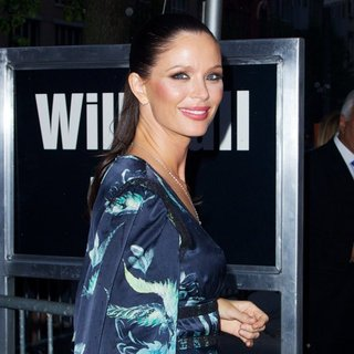 Georgina Chapman in New York Premiere of Begin Again - Outside Arrivals