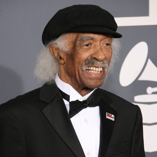 Gerald Wilson in 54th Annual GRAMMY Awards - Arrivals