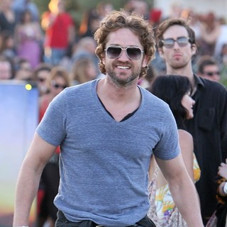 Celebrities at The 2012 Coachella Valley Music and Arts Festival - Day 3