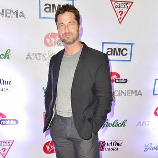 Gerard Butler in 2012 Toronto Film Festival - The Iceman - After Party