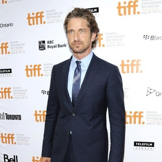 Gerard Butler in 36th Annual Toronto International Film Festival - Machine Gun Preacher - Premiere Arrivals