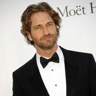 Gerard Butler in AmfAR's Cinema Against AIDS Gala 2012 - During The 65th Annual Cannes Film Festival