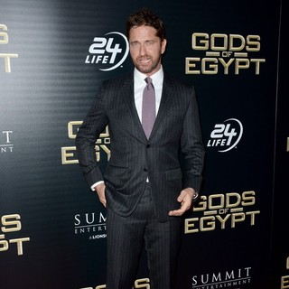 Gods of Egypt New York Premiere - Red Carpet Arrivals