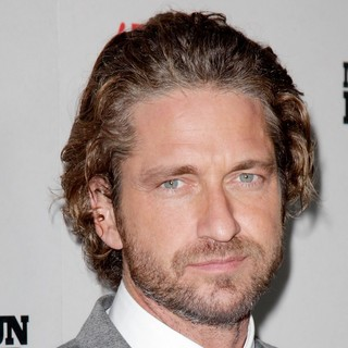Gerard Butler in Machine Gun Preacher Los Angeles Premiere