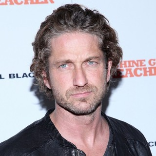 Gerard Butler in Screening of Machine Gun Preacher - Arrivals